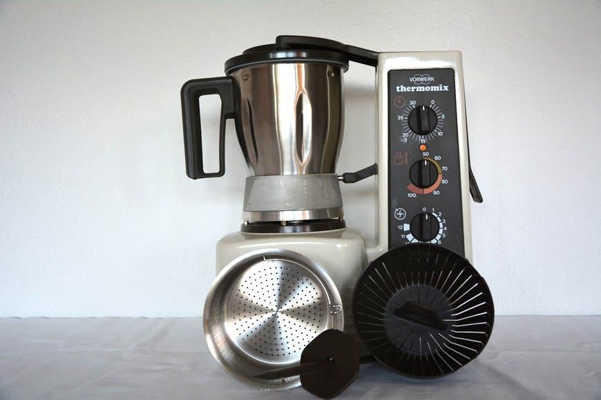 la star des robots de cuisine!